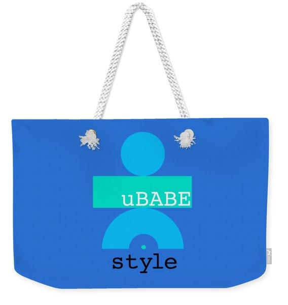 Cool Style Weekender Tote Bag