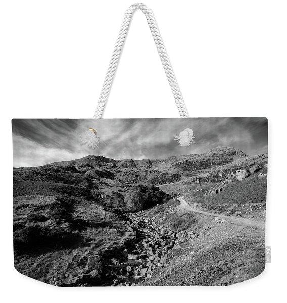 Coppermine Valley Weekender Tote Bag
