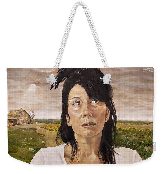 Coronis Weekender Tote Bag