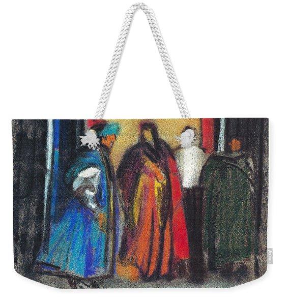 Corteo Medievale Weekender Tote Bag
