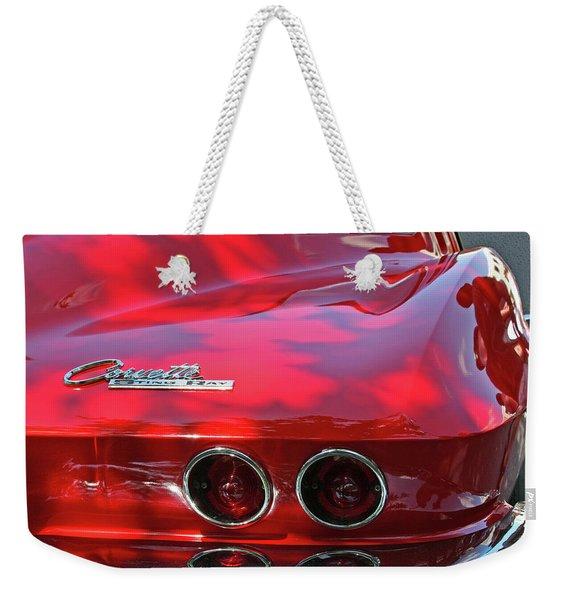 Corvette - 1963 Weekender Tote Bag