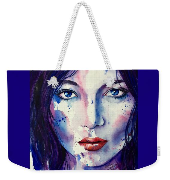 Cosmic Journey Weekender Tote Bag