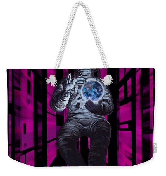 Cosmonault Weekender Tote Bag