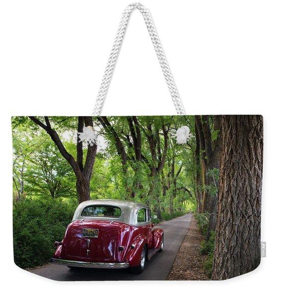 Cottonwood Classic Weekender Tote Bag