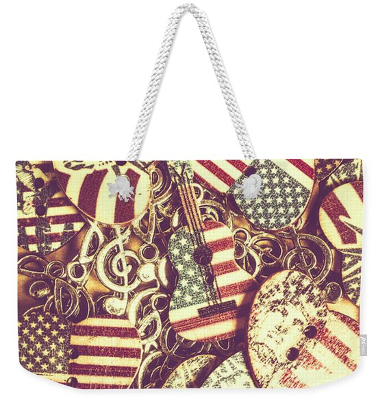 Country Love Weekender Tote Bag