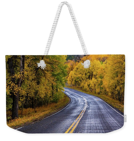 Country Travels Weekender Tote Bag
