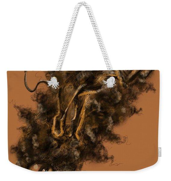 Courageous Me Weekender Tote Bag