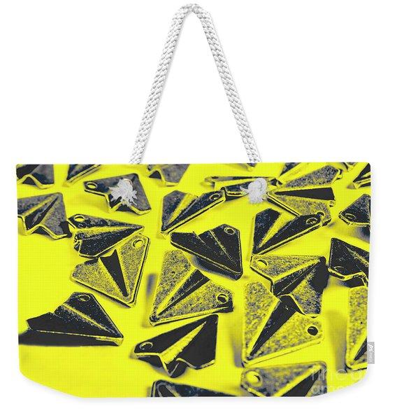 Crafty Hanger Weekender Tote Bag