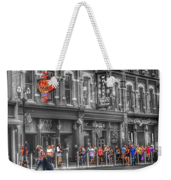 Crazy Town Weekender Tote Bag