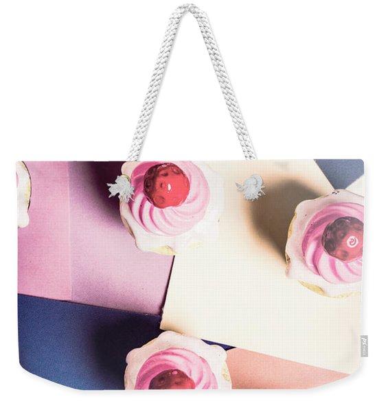 Cream Of The Top Weekender Tote Bag