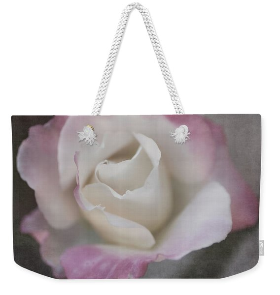 Creamy White Center By Tl Wilson Photography Weekender Tote Bag