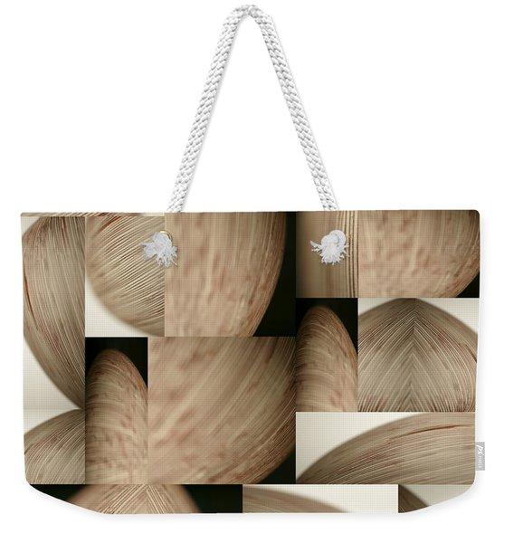 Crescents Weekender Tote Bag