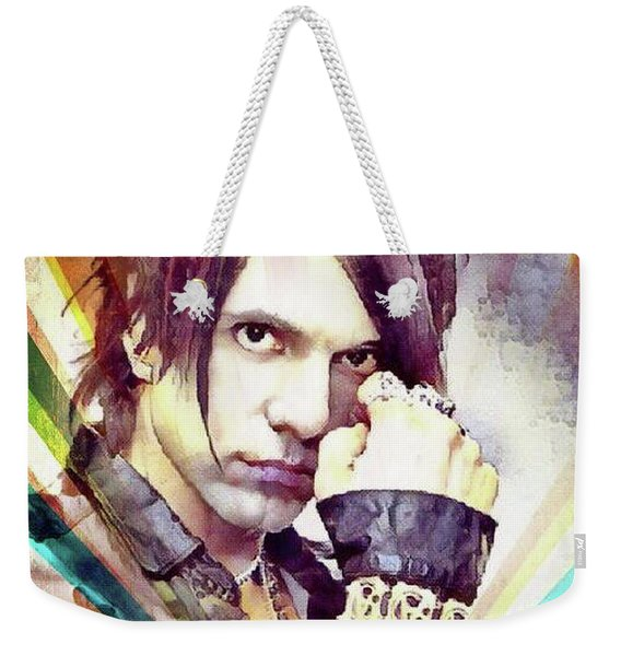 Criss Angel Weekender Tote Bag