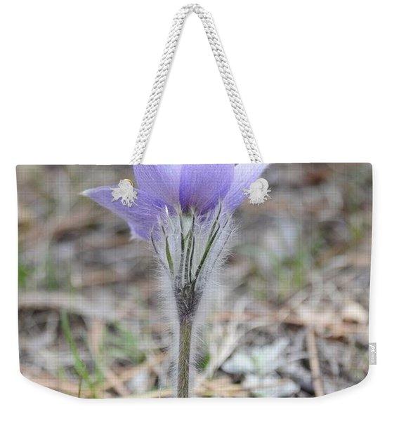 Crocus Detail Weekender Tote Bag
