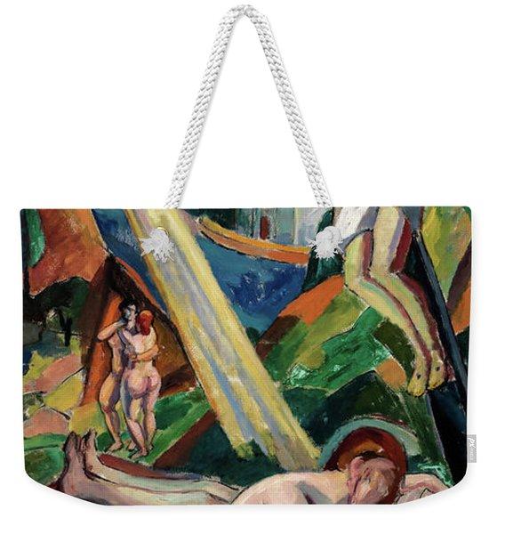 Crucifixion, 1932 Weekender Tote Bag