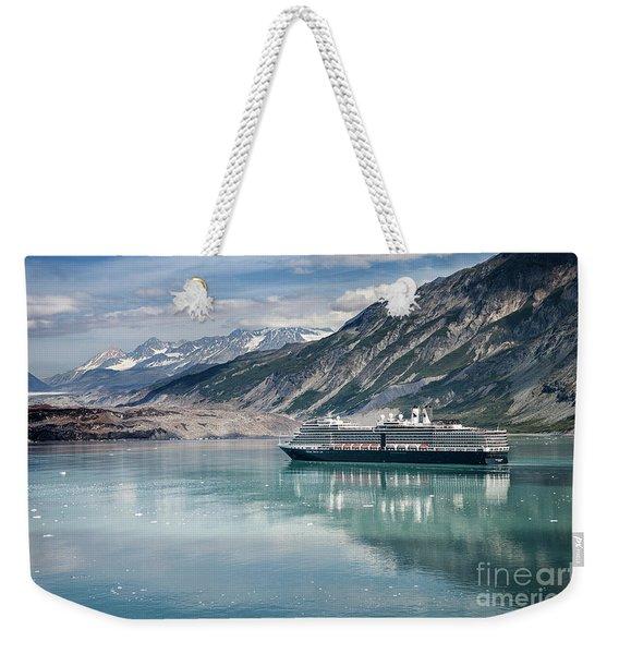 Cruise Ship Weekender Tote Bag