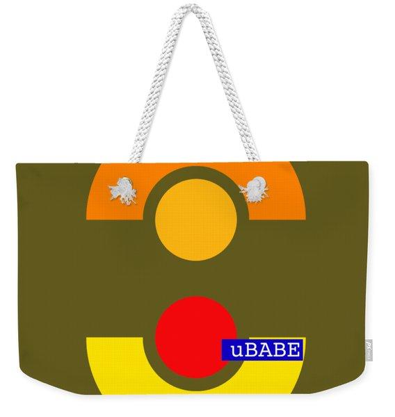 Cruise Style Weekender Tote Bag