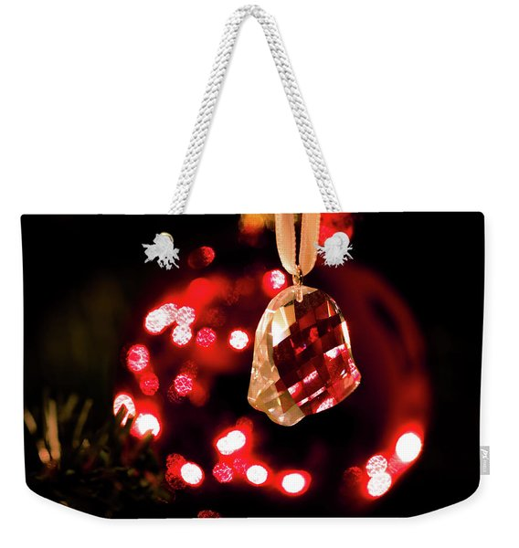 Crystal Bell Weekender Tote Bag