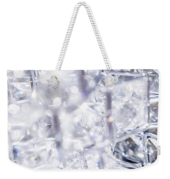 Crystal Bling II Weekender Tote Bag