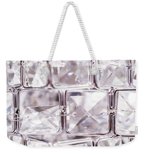 Crystal Bling IIi Weekender Tote Bag
