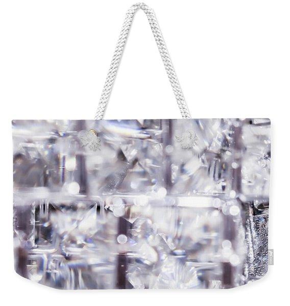 Crystal Bling Iv Weekender Tote Bag