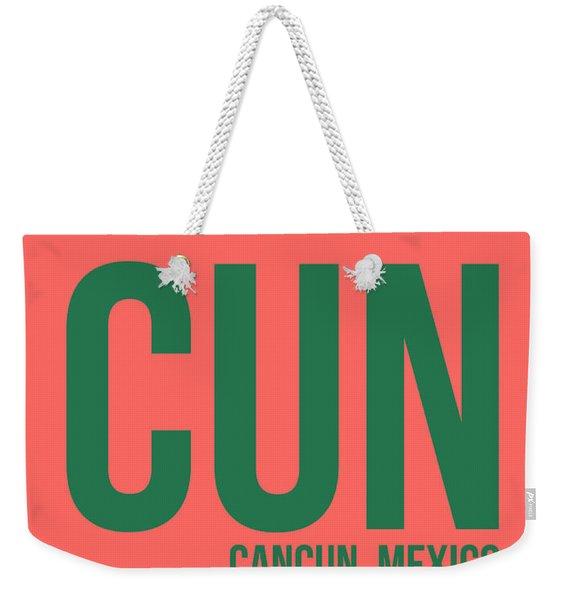 Cun Cuncun Luggage Tag II Weekender Tote Bag