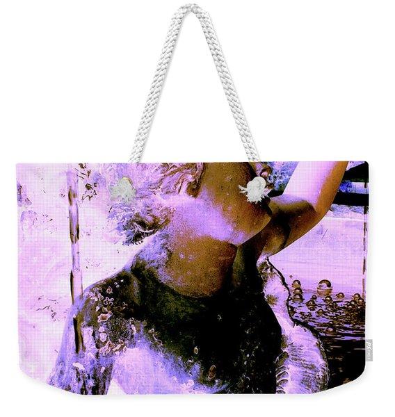 Cupid Weekender Tote Bag