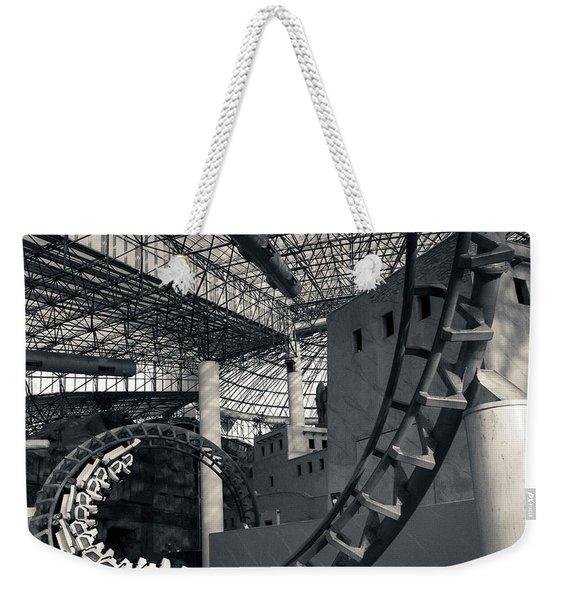 Curvature Weekender Tote Bag