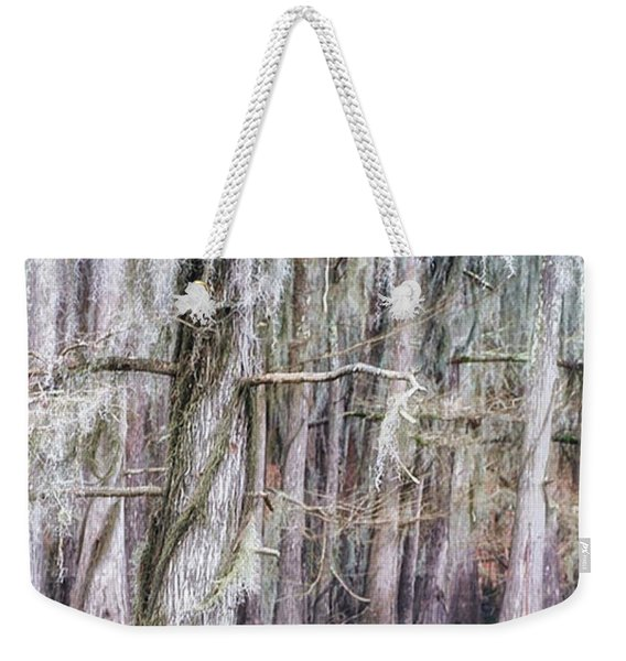Cypress Dance - Jo Ann Tomaselli Weekender Tote Bag