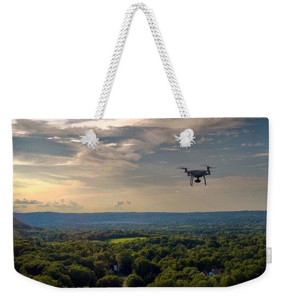 D R O N E  Weekender Tote Bag