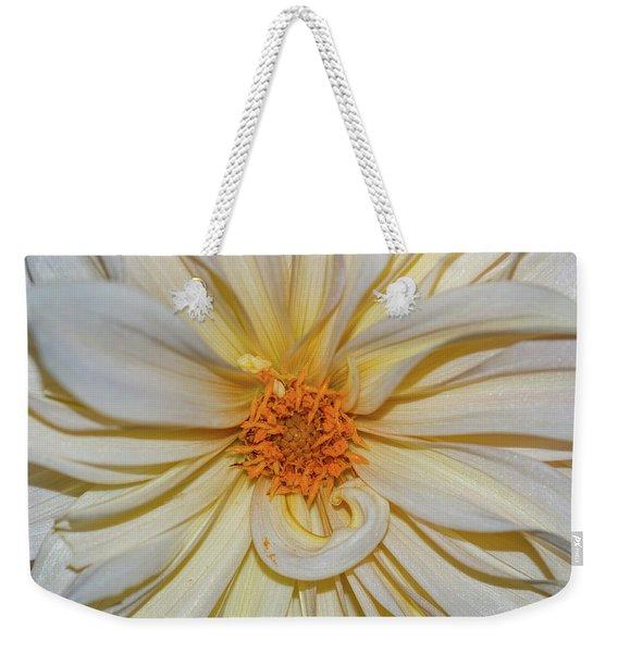 Dahlia Summertime Beauty Weekender Tote Bag