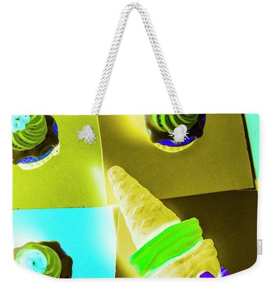 Dairy Design Weekender Tote Bag