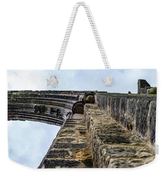 Dale Abbey Weekender Tote Bag