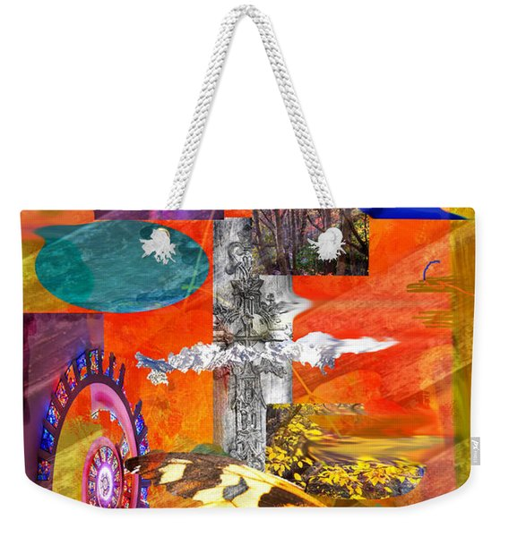 Daliesque Dreaming Weekender Tote Bag