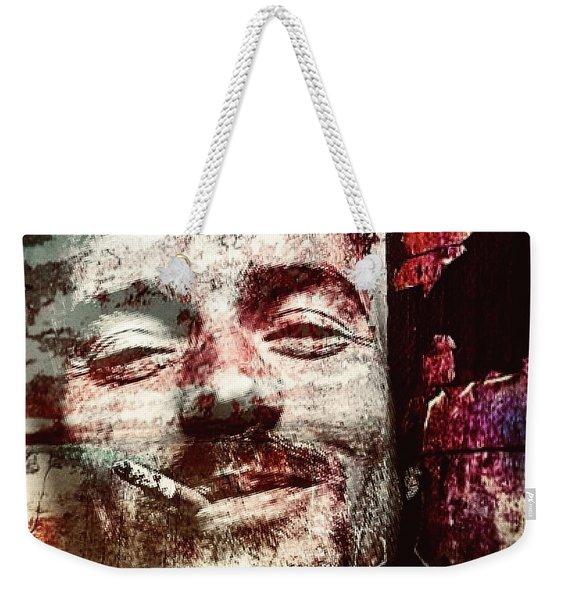 Damien Rice Weekender Tote Bag