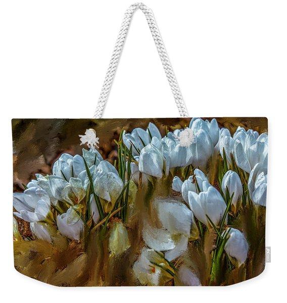 Dance In White #i6 Weekender Tote Bag