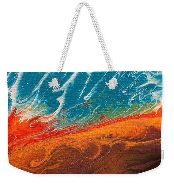 Creation Dance Weekender Tote Bag