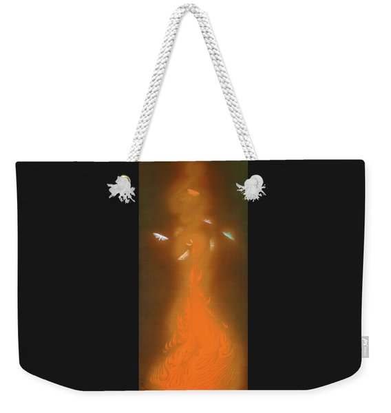 Dance Of Flames, Enbu - Digital Remastered Edition Weekender Tote Bag