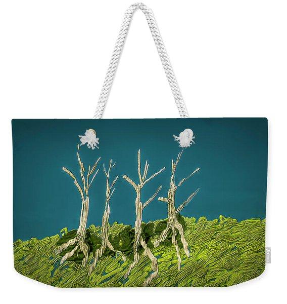 Dancing #i3 Weekender Tote Bag