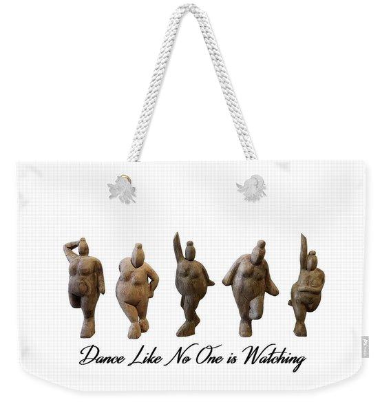 Venus - Dancing Crones Weekender Tote Bag