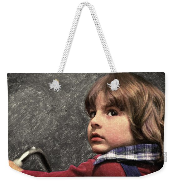 Danny Torrance Weekender Tote Bag