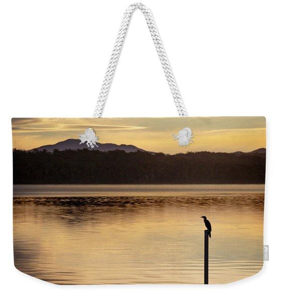 Dark Echoes Weekender Tote Bag
