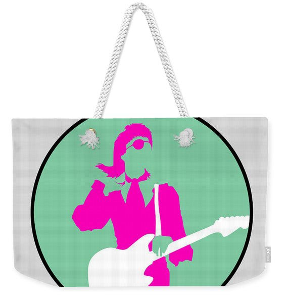 David Bowie Weekender Tote Bag