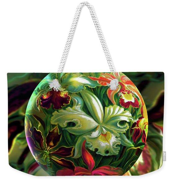 Day Lily Dreams Weekender Tote Bag