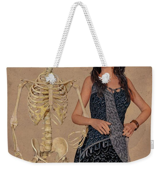 Day Of The Dead Costume Party Weekender Tote Bag