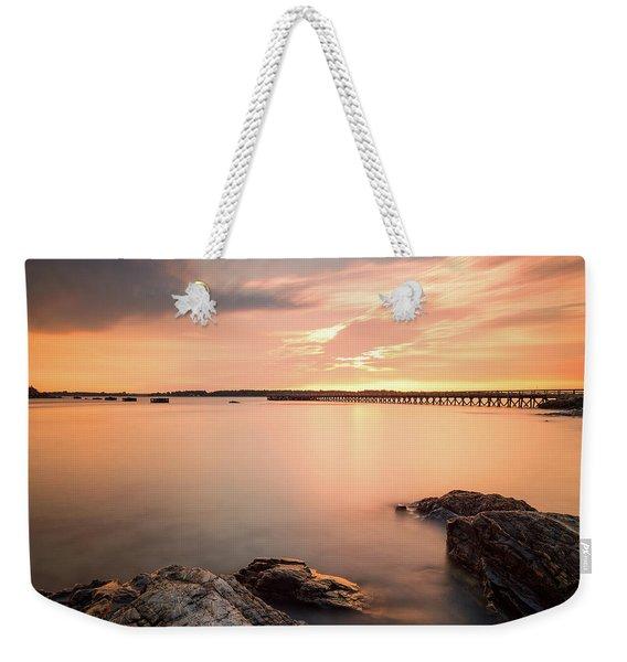 Days End Daydream  Weekender Tote Bag