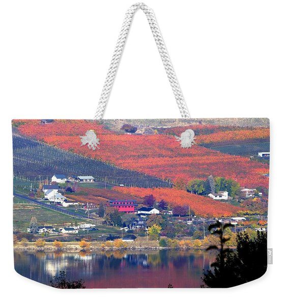 Days Of Autumn 19 Weekender Tote Bag
