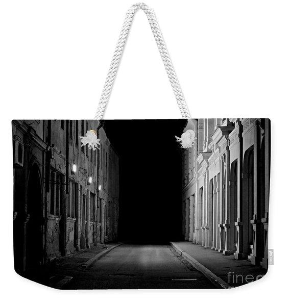 Deadend Alley Weekender Tote Bag