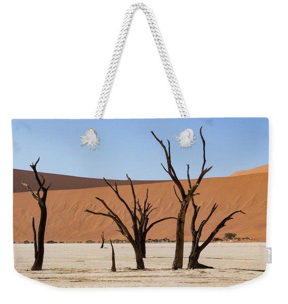 Deadvlei Desert Weekender Tote Bag