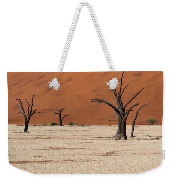 Deadvlei  Weekender Tote Bag